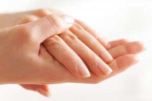 Состояние кожи рук