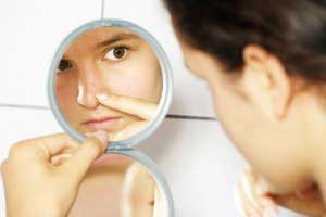 Лечение липомы на лице