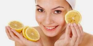Лимон для осветления пятен