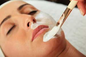 Домашняя маска для сухой кожи