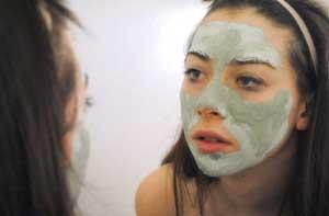 Рецепты масок из зеленой глины
