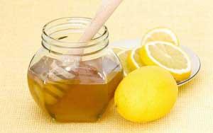 Мед с лимоном для кожи