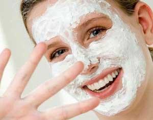 Как отбелить лицо масками?