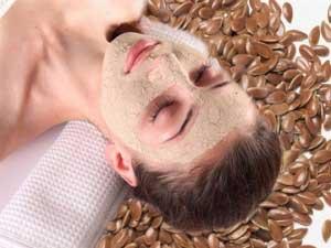 Льняное семя маски для лица в домашних условиях 44
