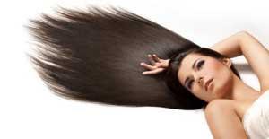 Гладкие и здоровые волосы