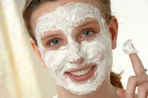 Домашняя процедура для очистки лица
